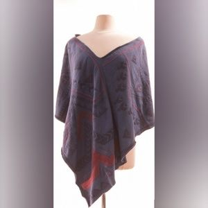 Johnny Was Women's Poncho Sz.XS